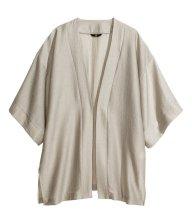 Kimono Plateado de H&M